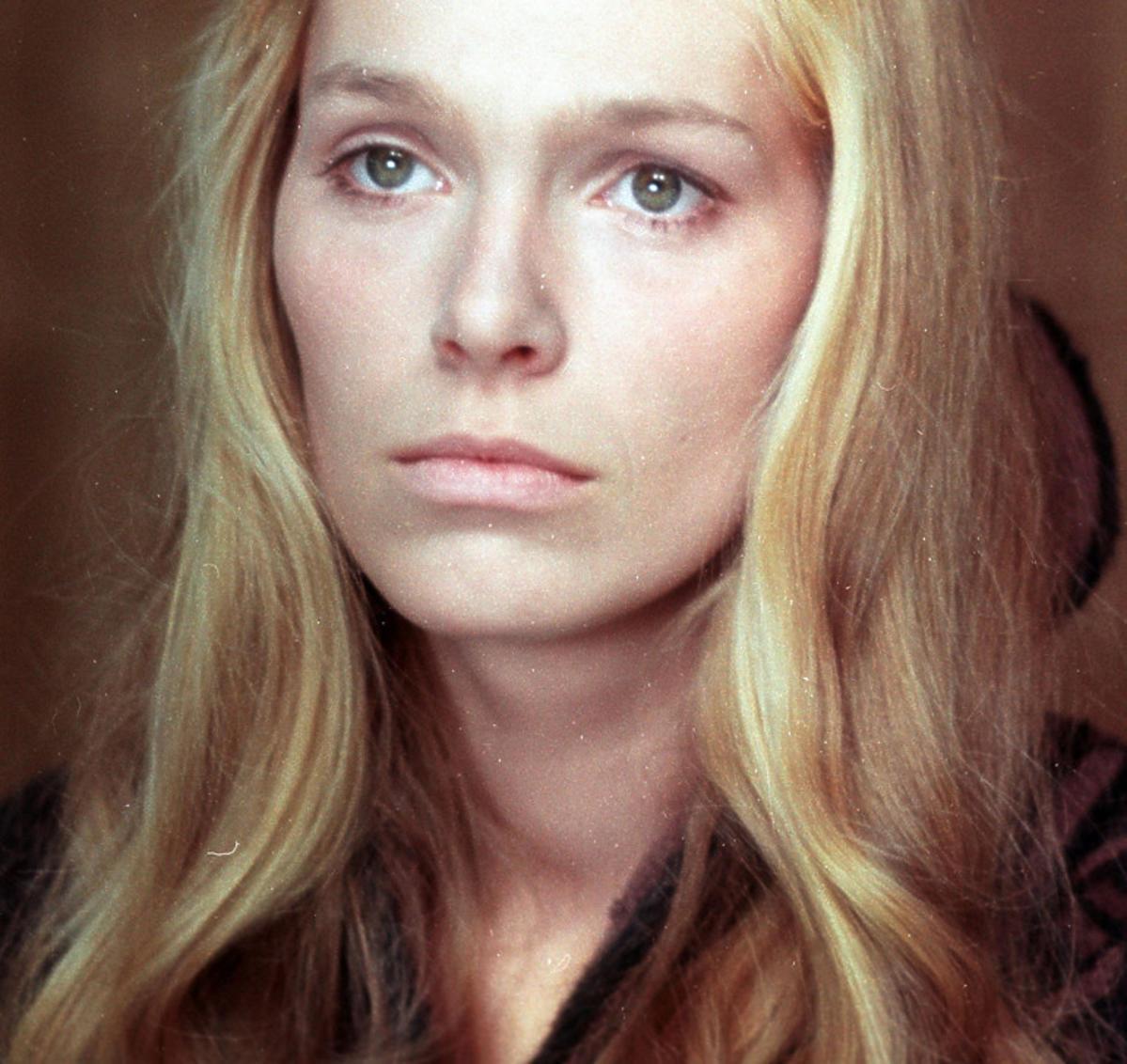 Młoda Małgorzata Braunek