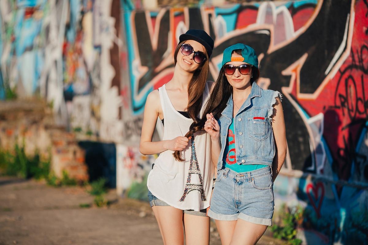 Młode dziewczyny