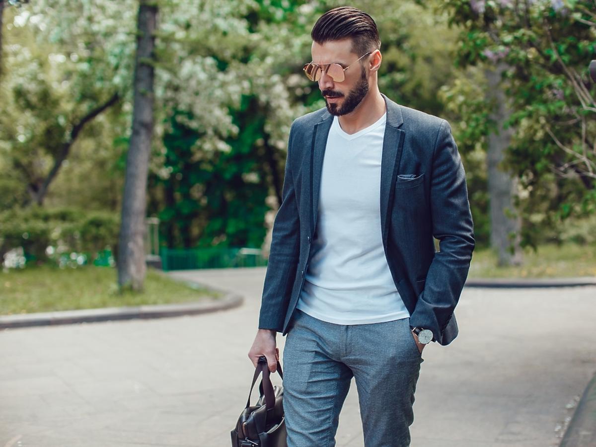 Moda męska - od czego zacząć zmianę stylu ubierania się?