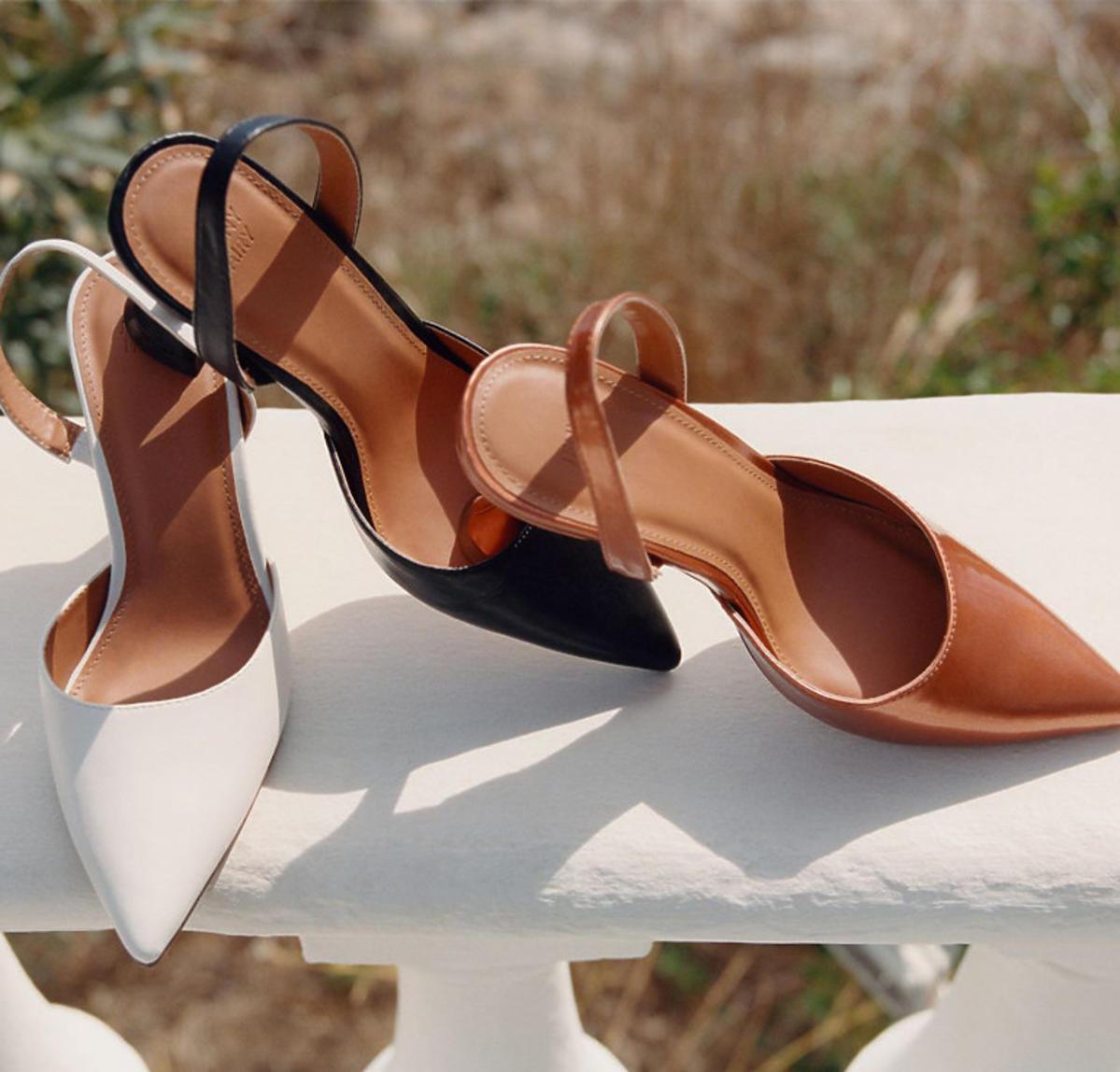 Modelki prezentujące buty Jenny Fairy