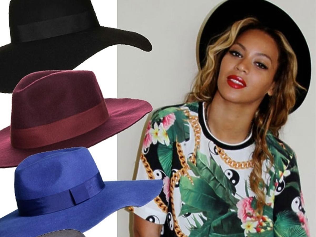 Modne kapelusze na jesień