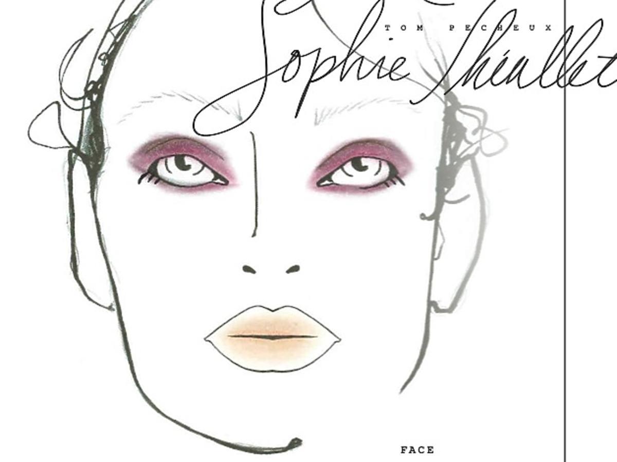 Modny makijaż wiosna-lato 2013