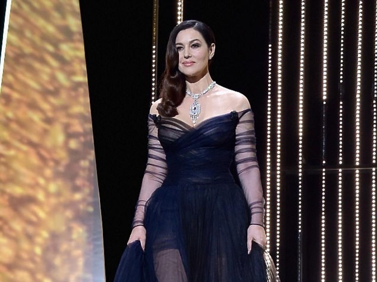 Monica Bellucci w sukni Dior