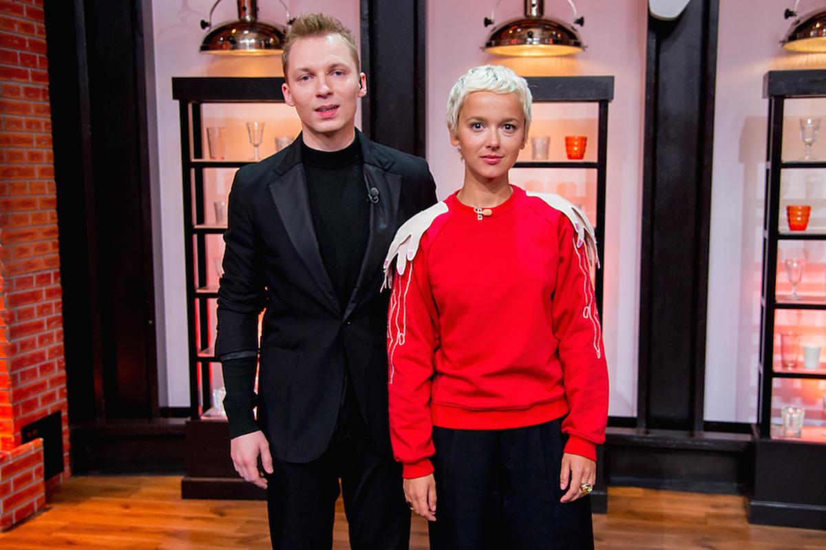 Monika Brodka i Igor Herbut w Top Chefie