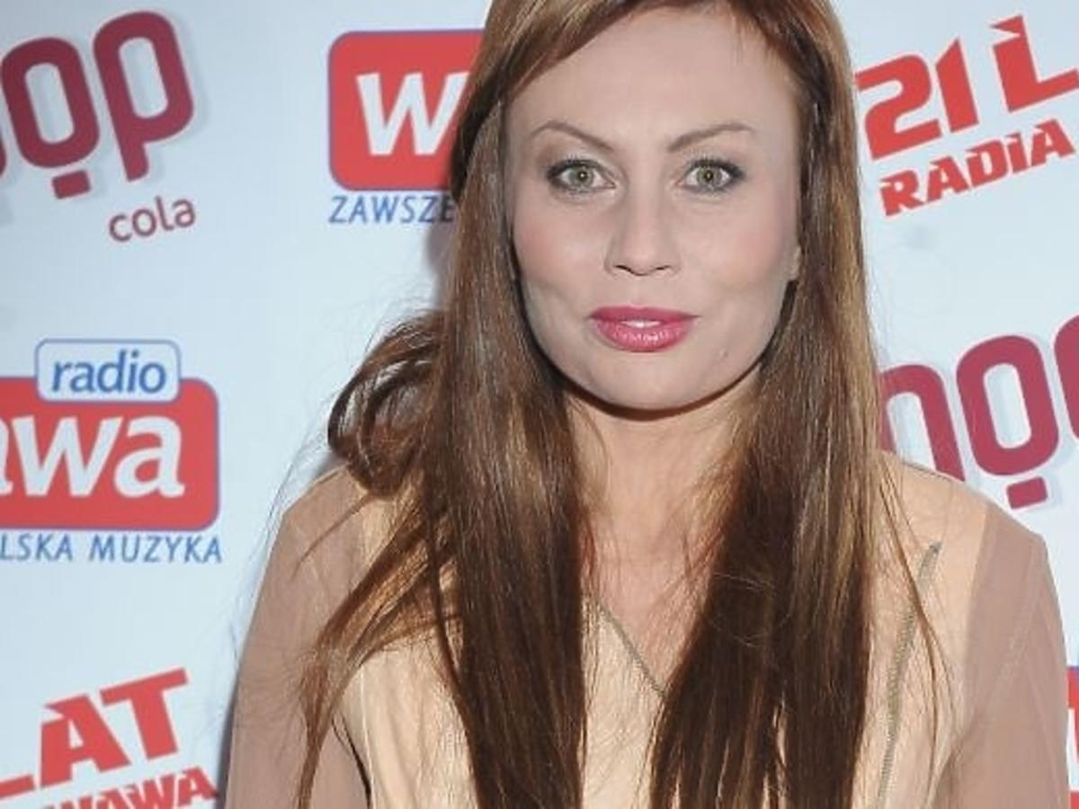 Monika Jarosińska o ojcu alkoholiku