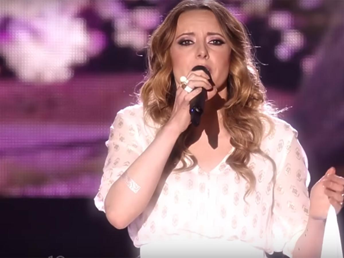 Monika Kuszyńska na Eurowizji 2015