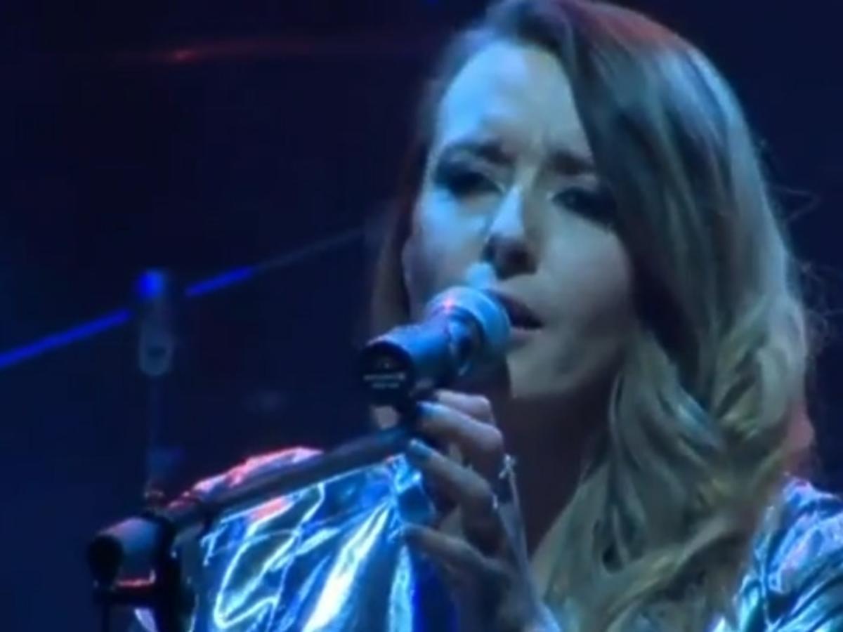 Monika Kuszyńska wystąpiła na scenie w Rydze