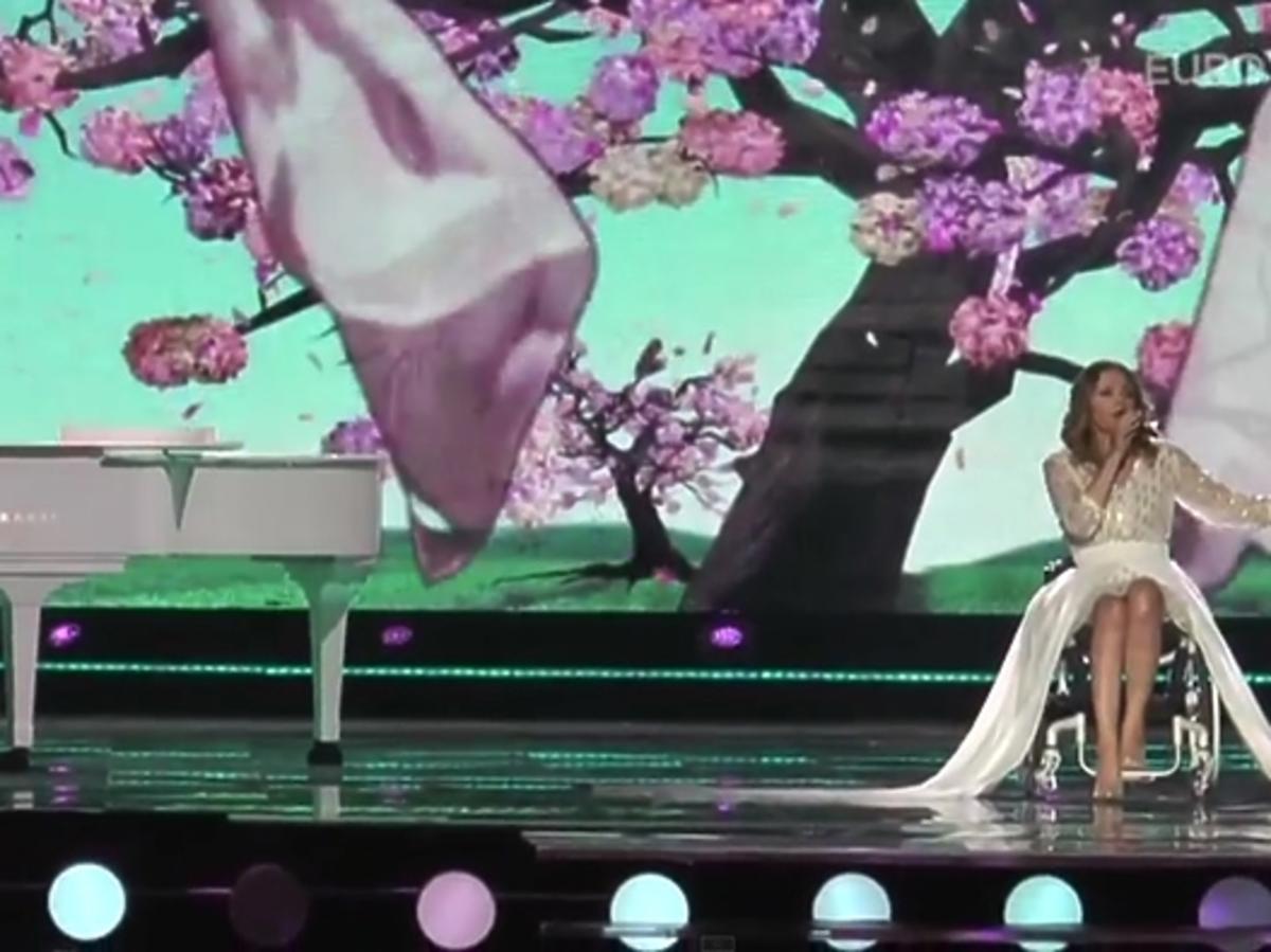 Monika Kuszyńska zaspiewała na scenie w Wiedniu