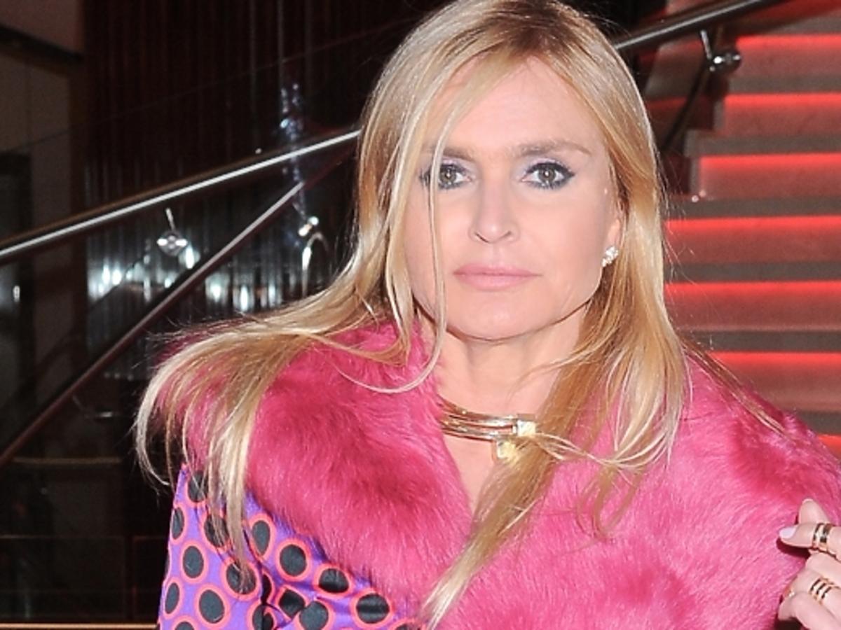 Monika Olejnik cała w H&M