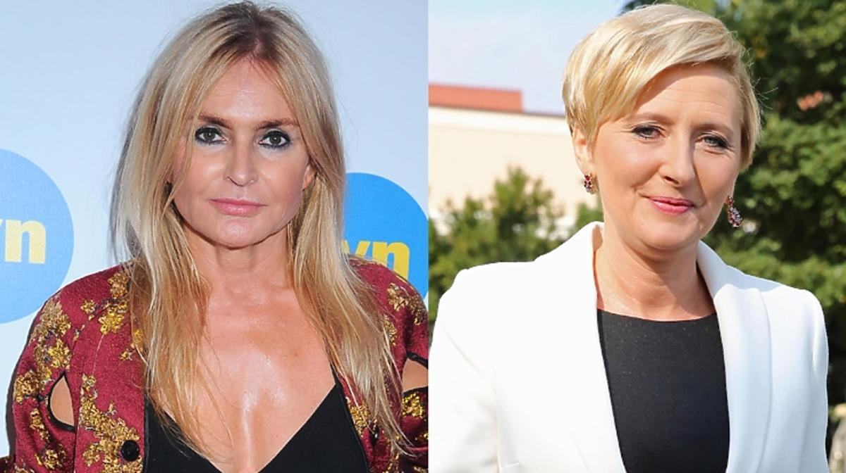 Monika Olejnik porównuje Agatę Dudę do serialowej bohaterki