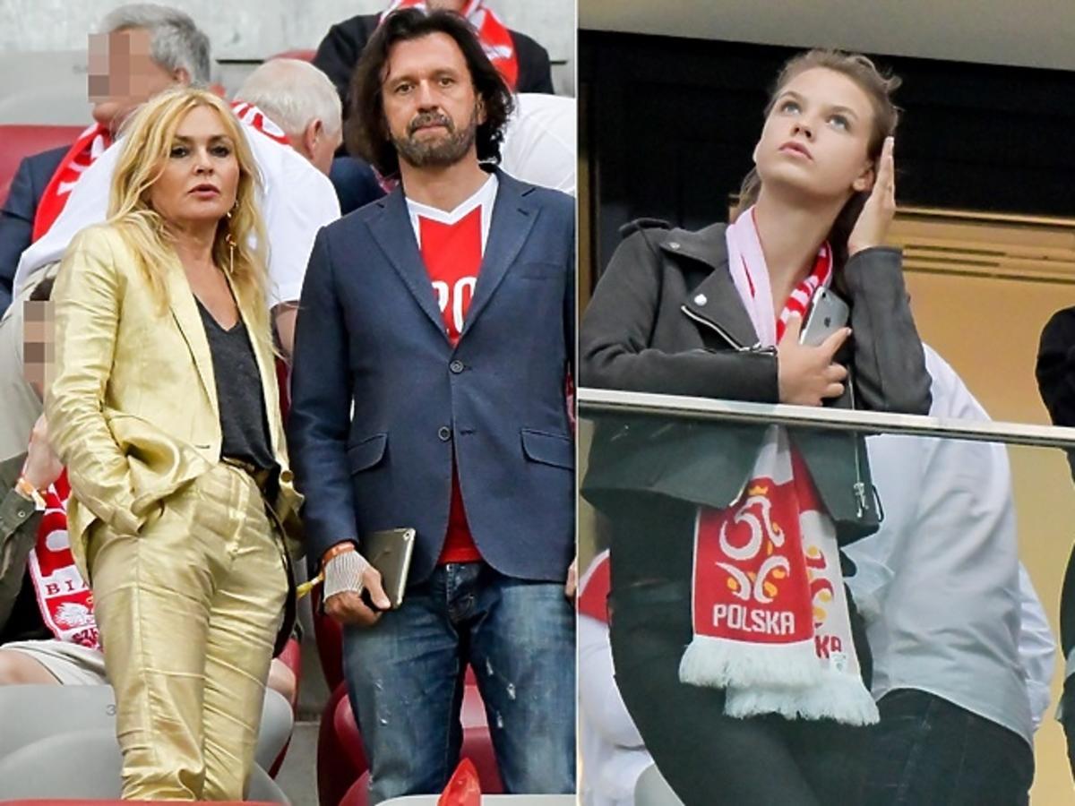 Monika Olejnik, Tomasz Ziółkowski, Iga Lis, Pola Lis, Maryla Rodowicz