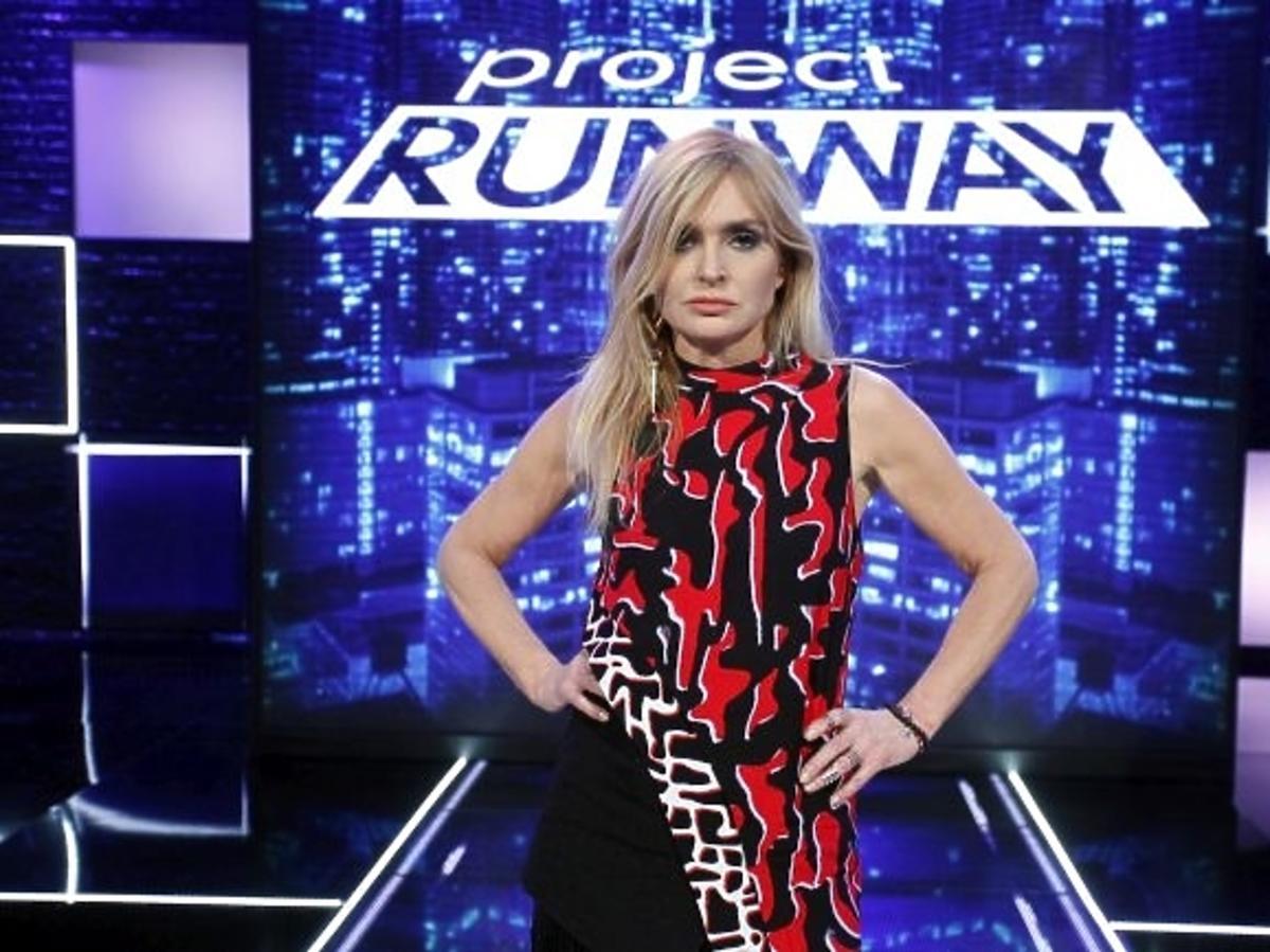 Monika Olejnik w Project Runway