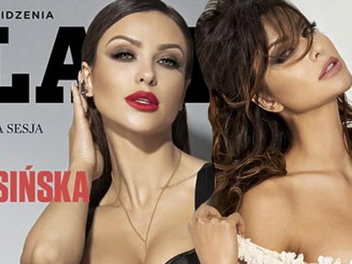 Monika Pietrasińska w Playboyu
