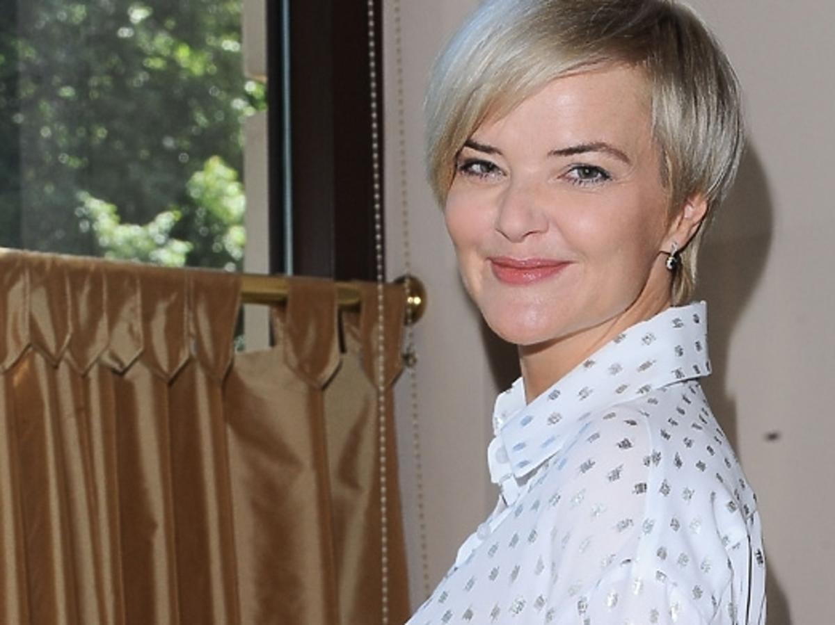 Monika Zamachowska będzie uczyć młodzież