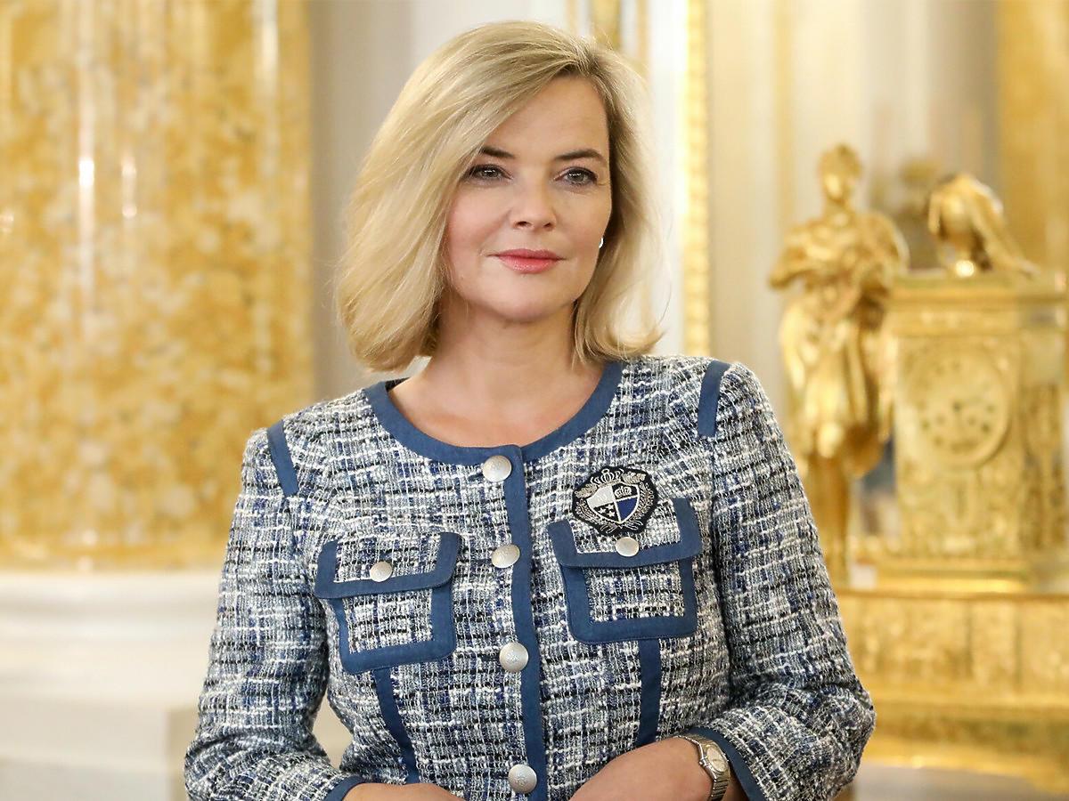 Monika Zamachowska pokazała pierwsze zdjęcie z nowym partnerem