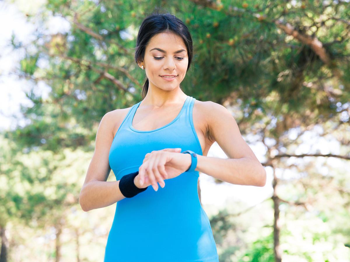 Monitor aktywności fizycznej