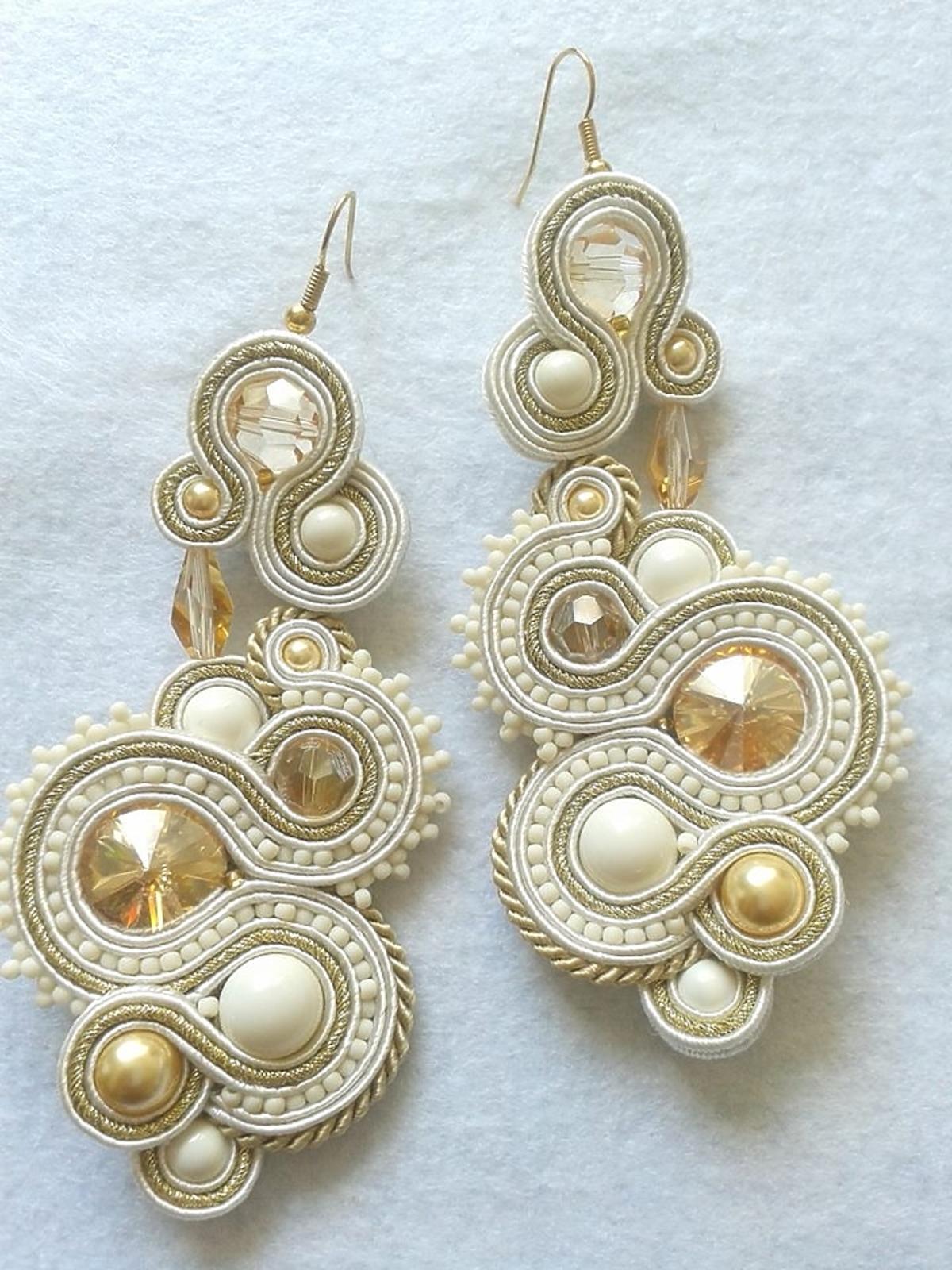 Monnica Soutache Jewellery Soutache