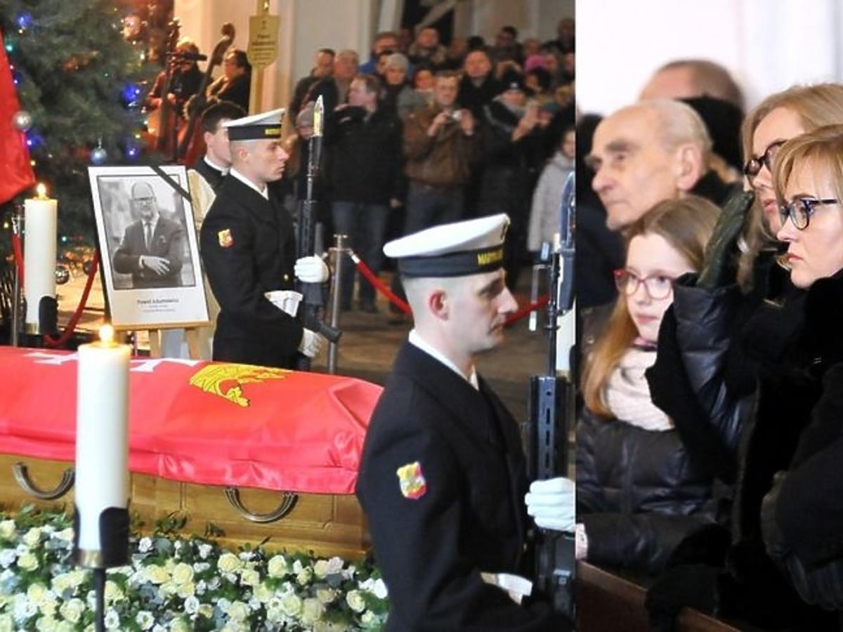 Msza w intencji Pawła Adamowicza w Bazylice Mariackiej