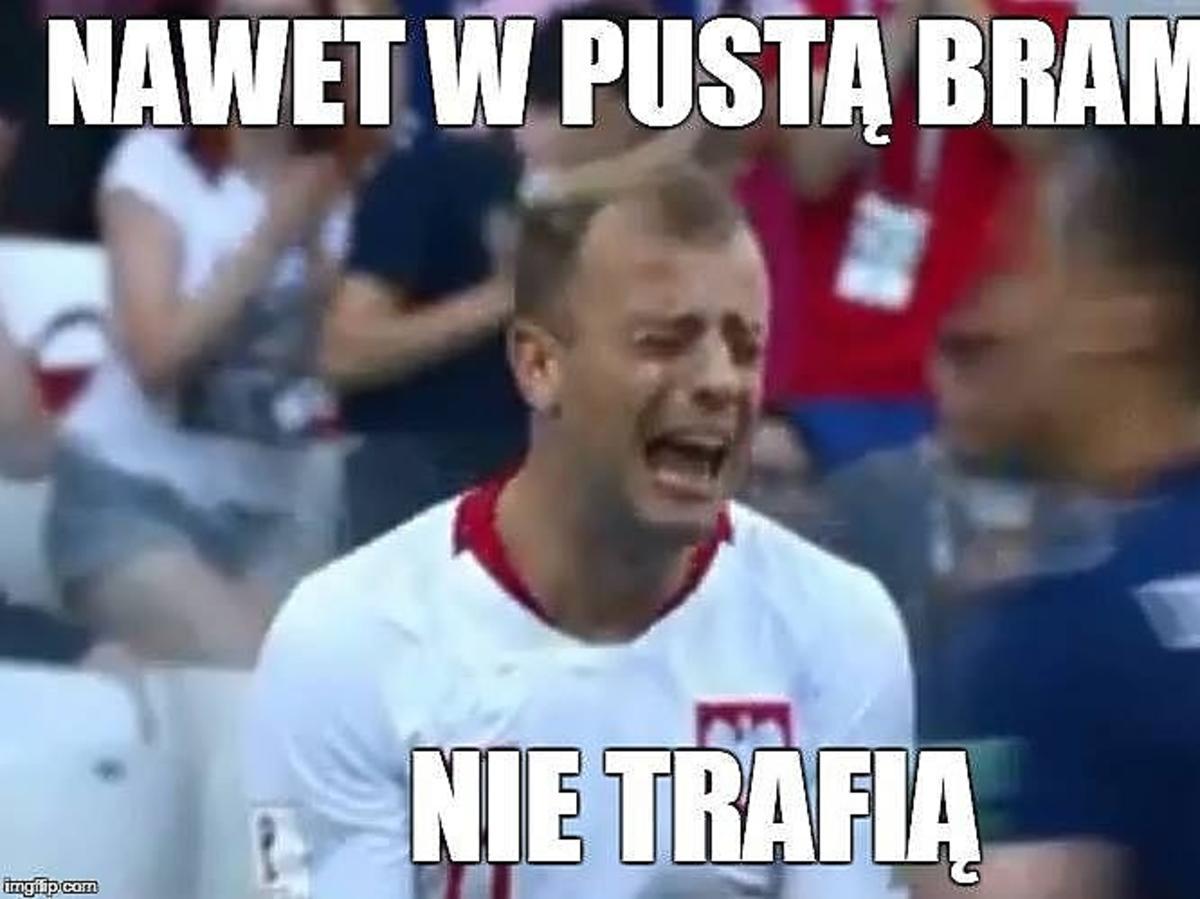 Mundial 2018: Memy po meczu Polska-Japonia
