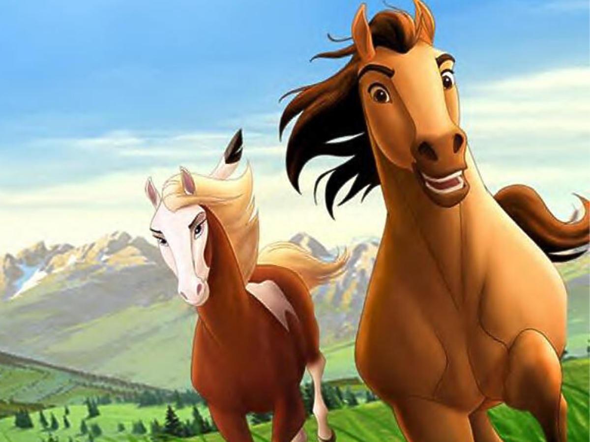 Mustang dzikiej doliny