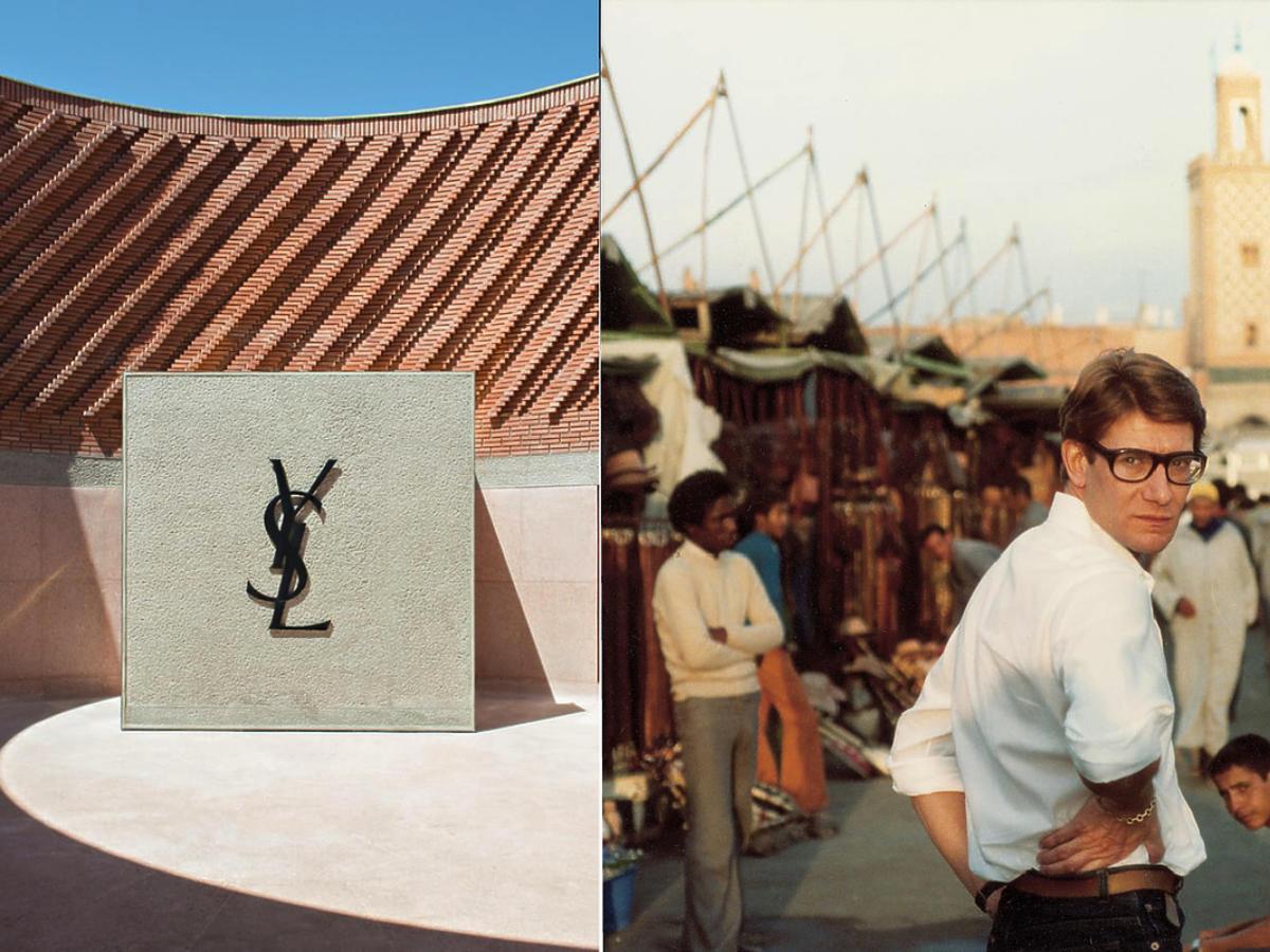 Muzeum Yves Saint Laurenta w Marakeszu