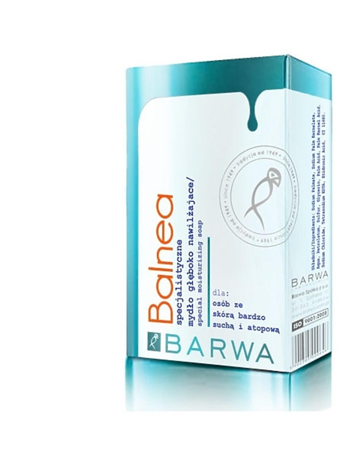 Mydło dla osób ze skórą bardzo suchą i atopową Barwa - Balnea, cena