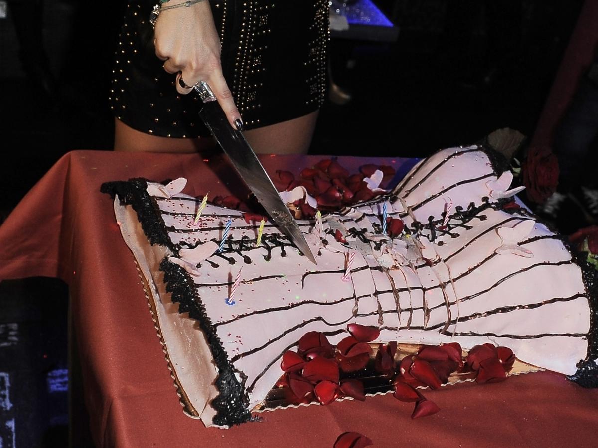 Najdziwniejsze torty urodzinowe Dody