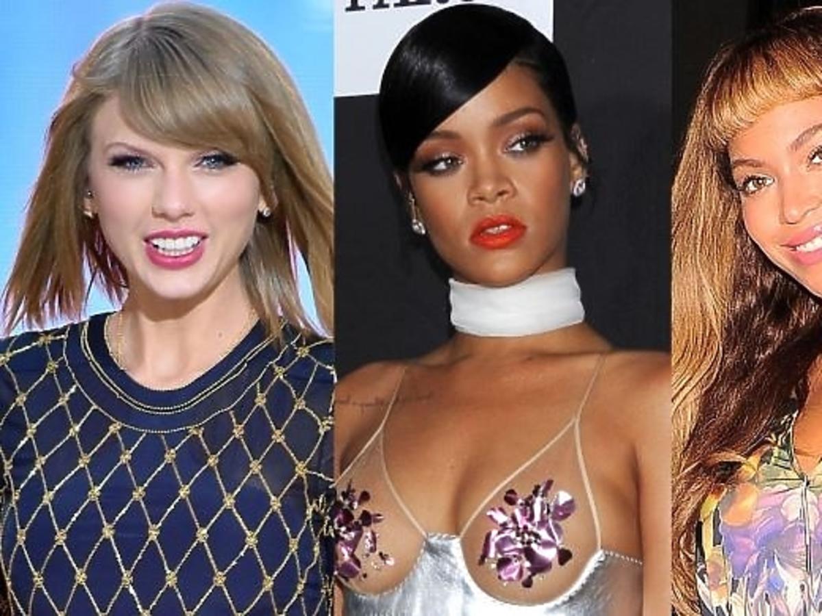 Najlepiej zarabiające artystki 2014