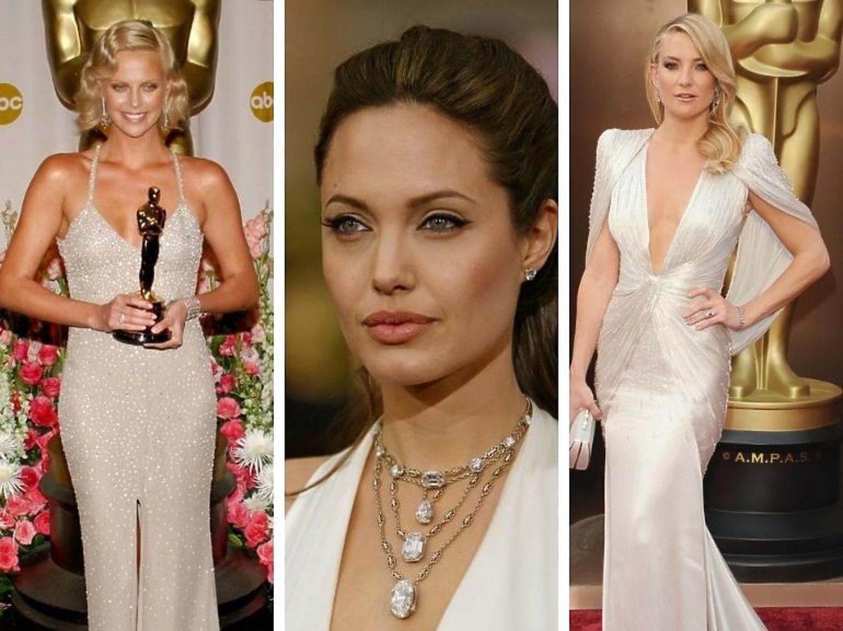 Najlepsza suknia Oscarowa wszech czasów Angelina Jolie