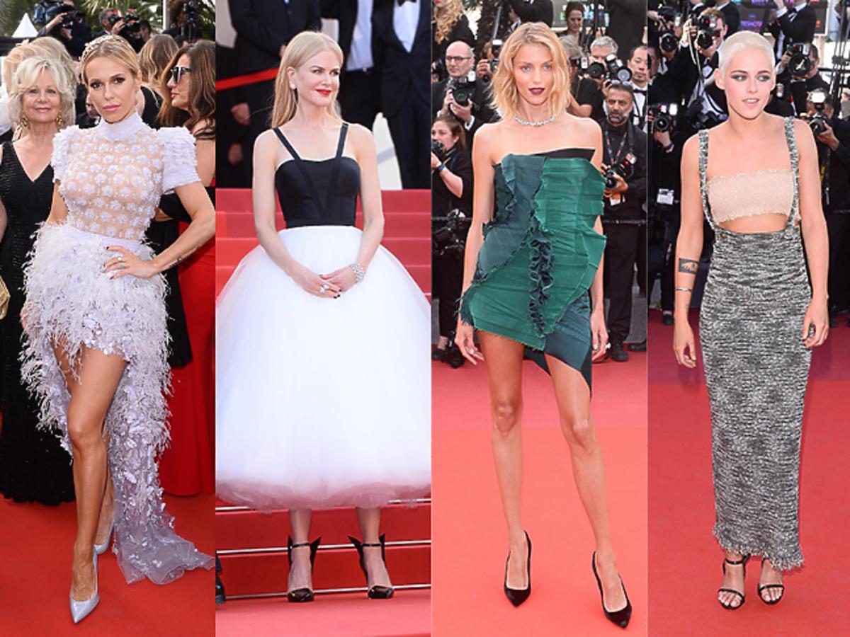 Najlepsze kreacje z Cannes