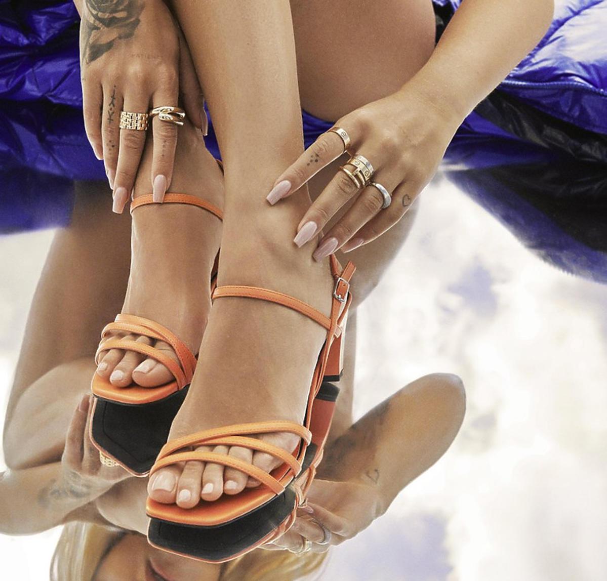 Najmodniejsze sandałki na wiosnę i lato 2020