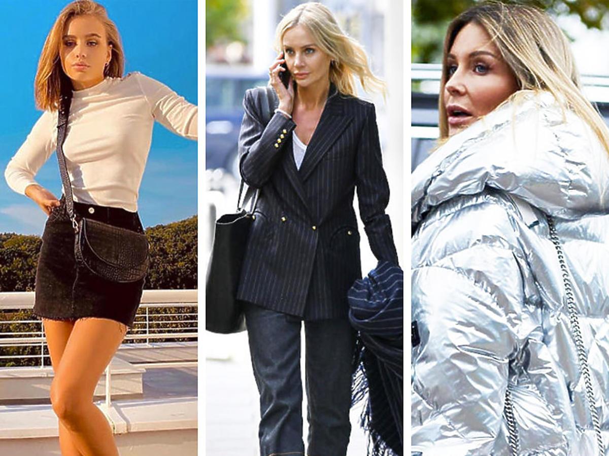 Najmodniejsze torebki na jesień 2020 w stylu gwiazd: Agnieszki Woźniak-Starak, Małgorzaty Kożuchowskiej i Małgorzaty Rozenek