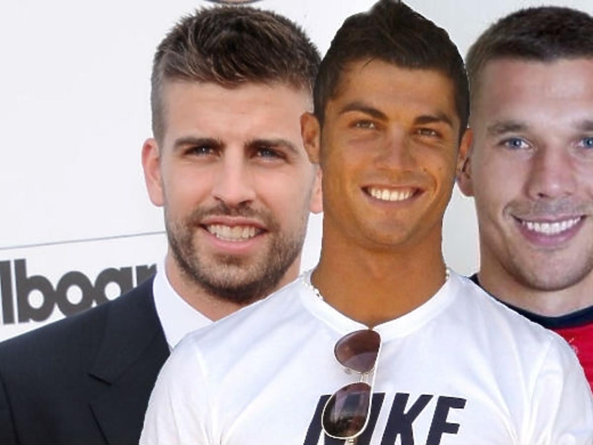 Najprzystojniejsi piłkarze Mundial