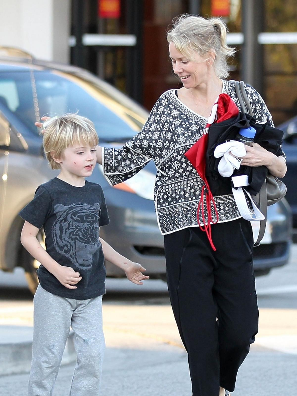 Naomi Watts z synami