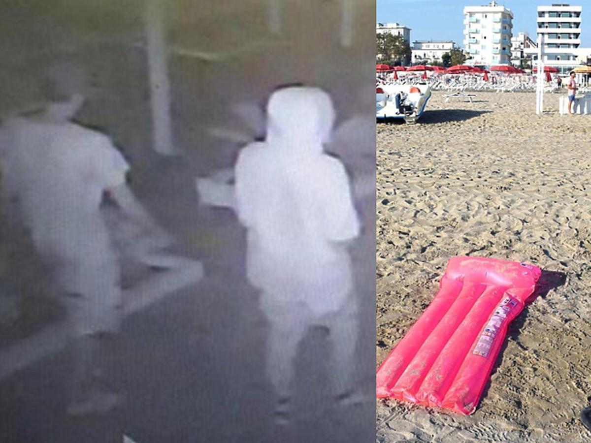 Napaść na Polaków w Rimini  - zdjęcia sprawców