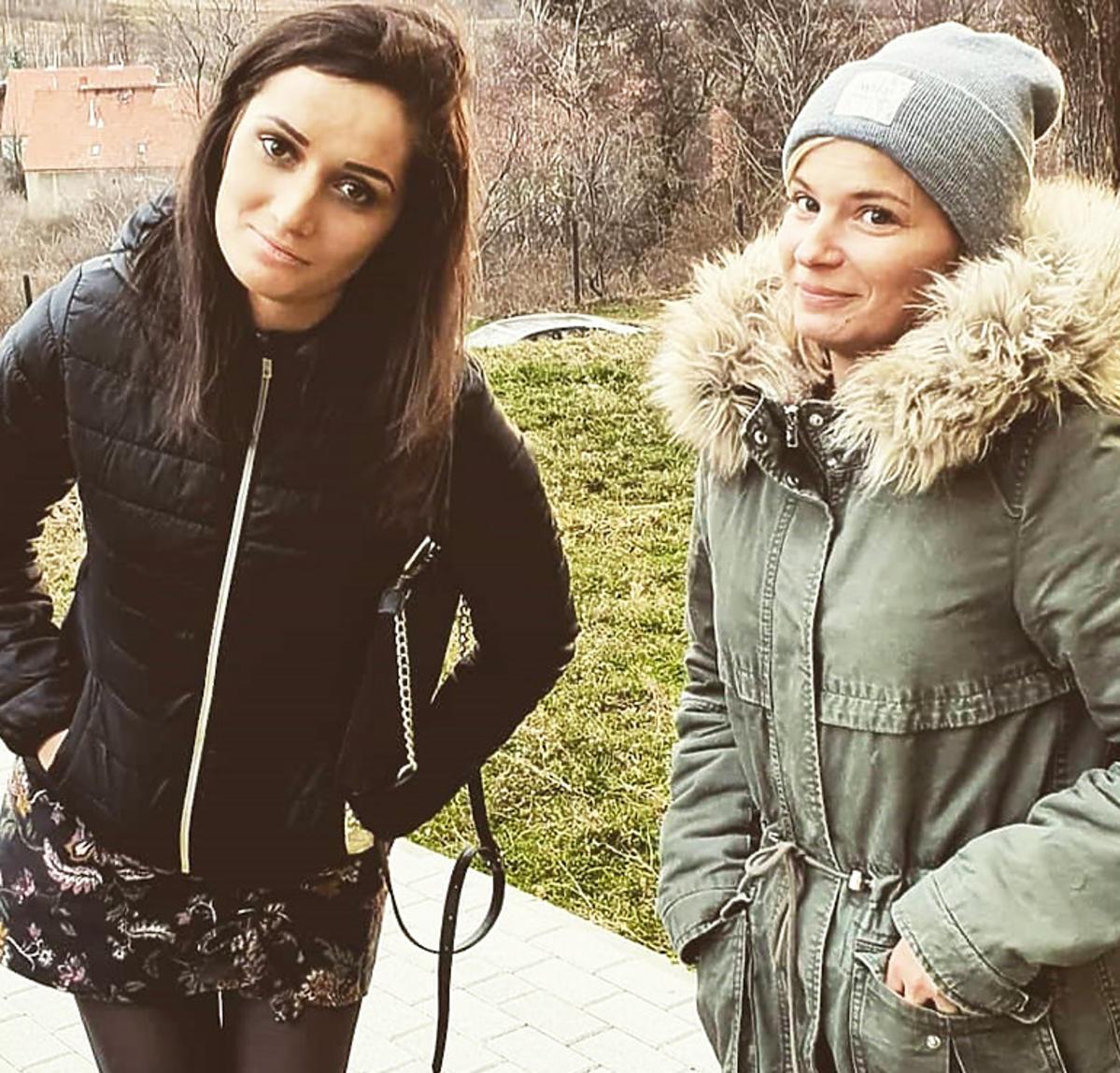 Natalia i Ilona z
