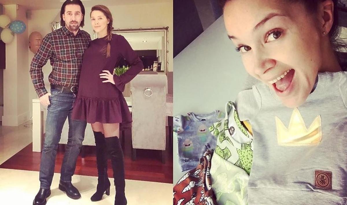 Natalia Jakuła pokazała wózek dla synka