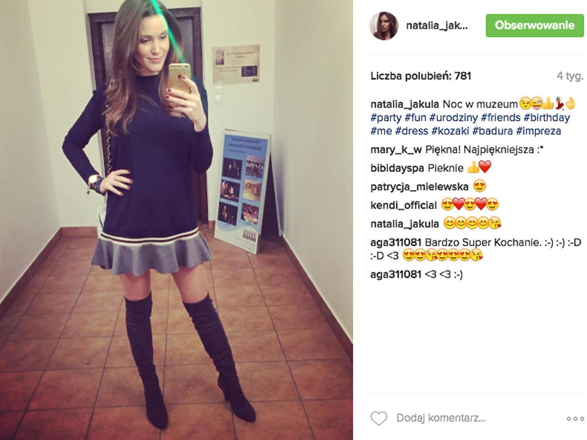 Natalia Jakuła w ciąży - jak wygląda?