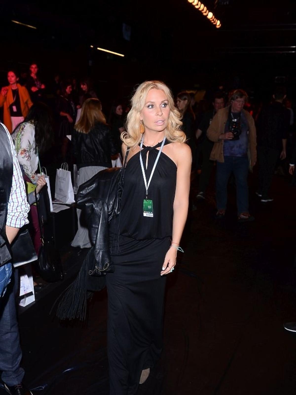 Natalia Jaroszewska na Fashion Week w Łodzi