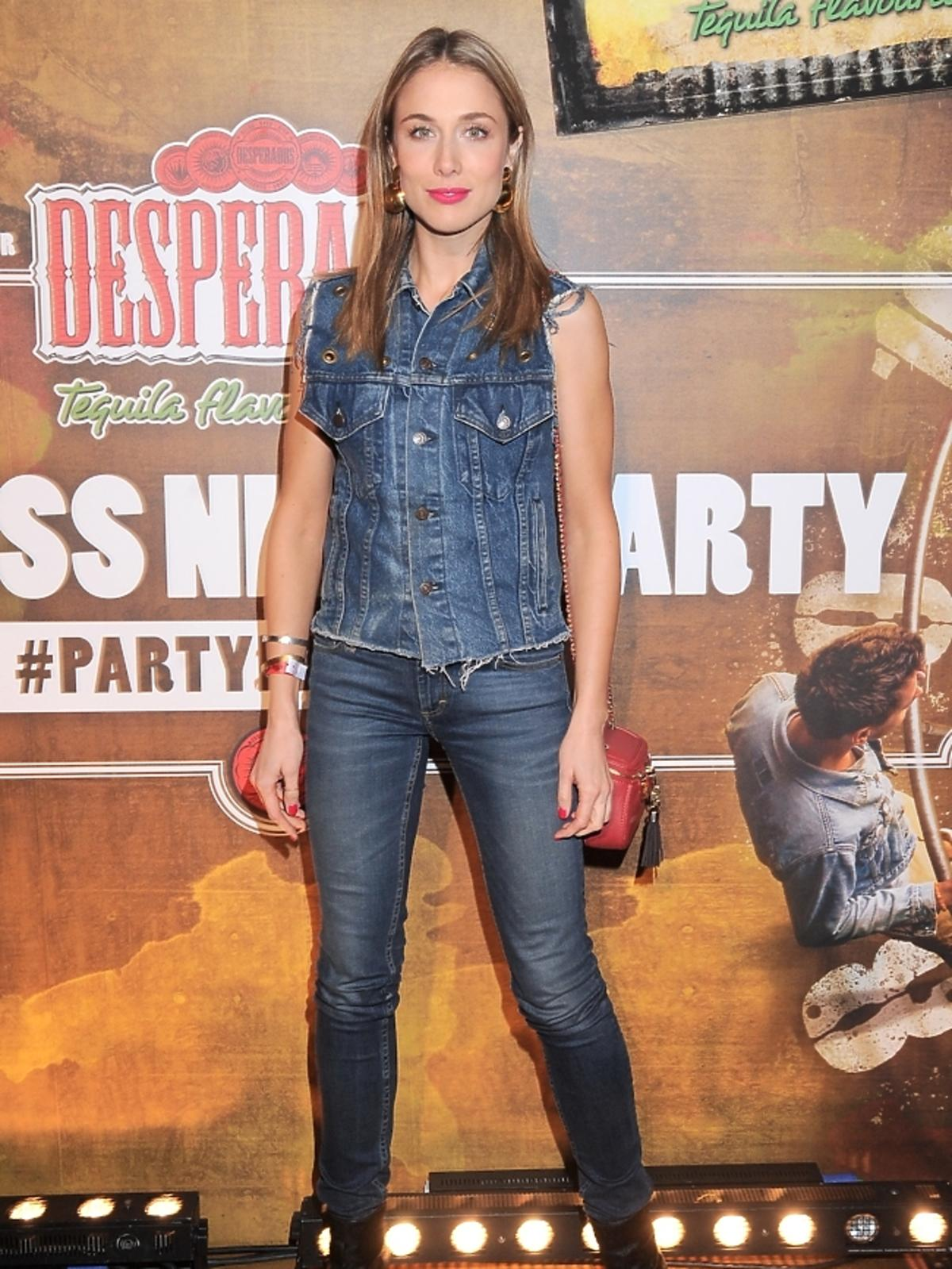 Natalia Klimas na Desperados Endless Night Party