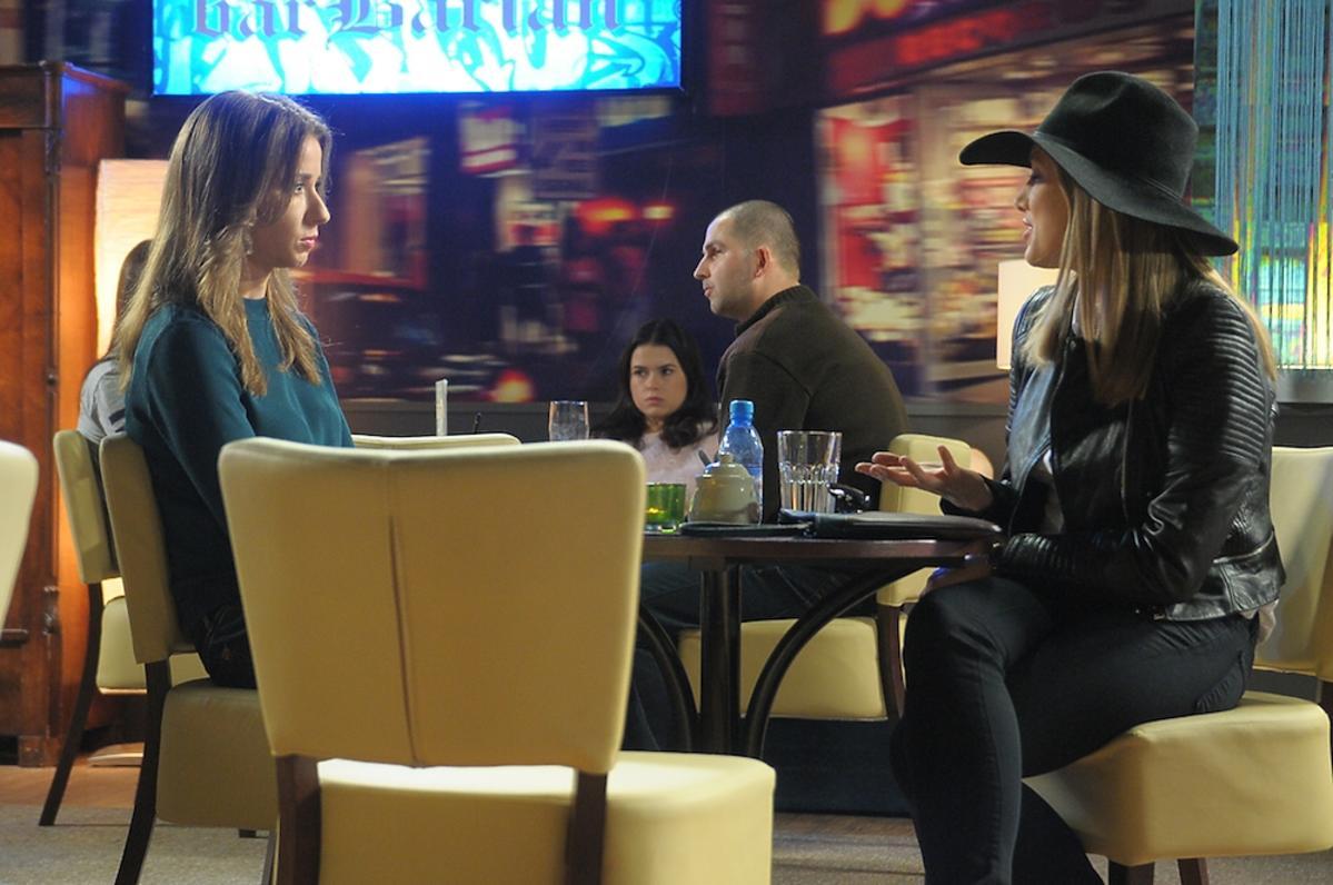 Natalia Klimas w serialu Pierwsza Miłość