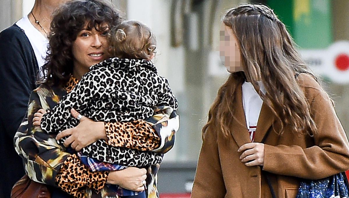 Natalia Kukulska spaceruje z córkami. Starsza wyrosła na piękną dziewczynę! ZDJĘCIA