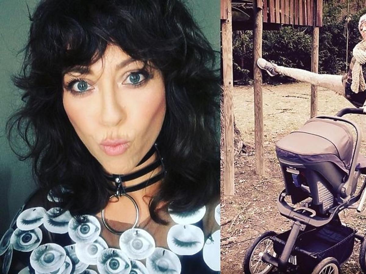 Natalia Kukulska świętuje pierwsze urodziny swojej córki