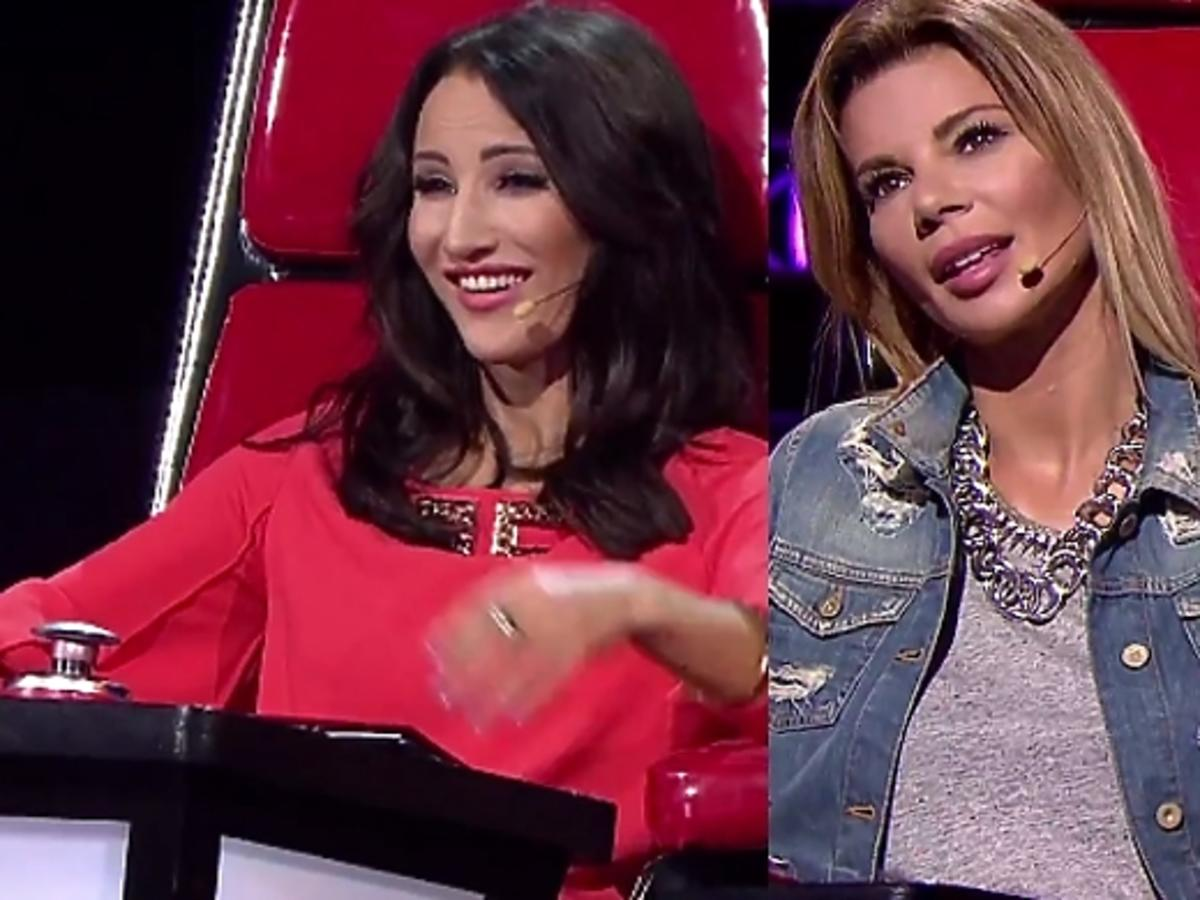 Natalia Lubrano w The Voice of Poland