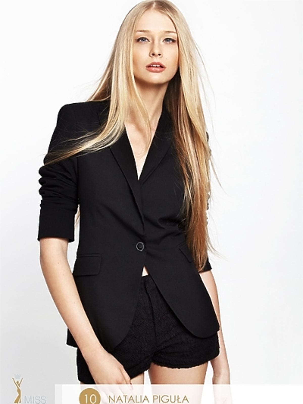 Natalia Piguła - kandydatka do tytułu Miss Polonia 2012