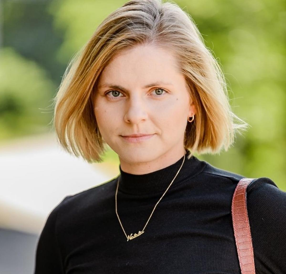Natalia Rolnik szuka żony