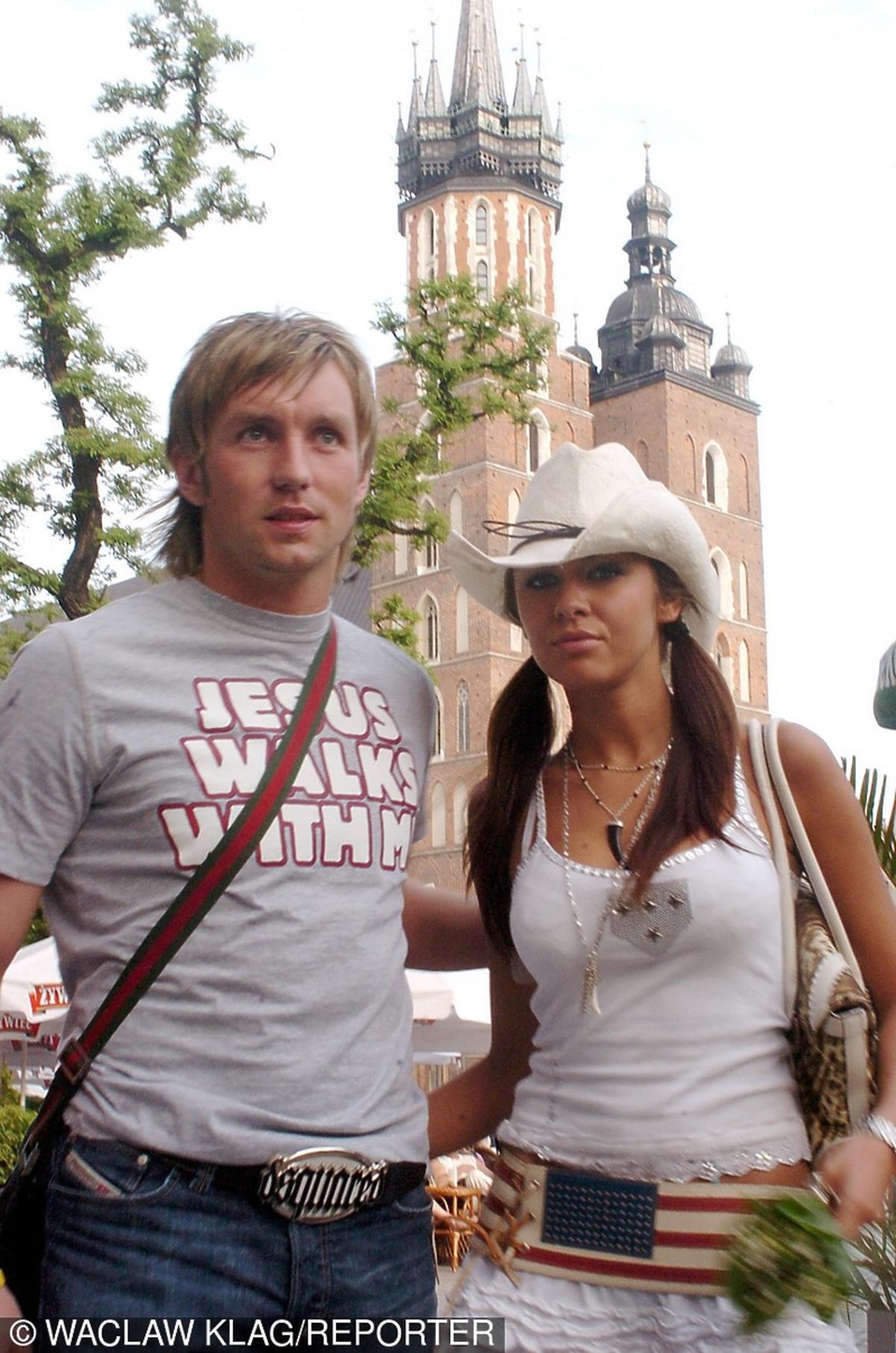 Natalia Siwiec, Damian Gorawski