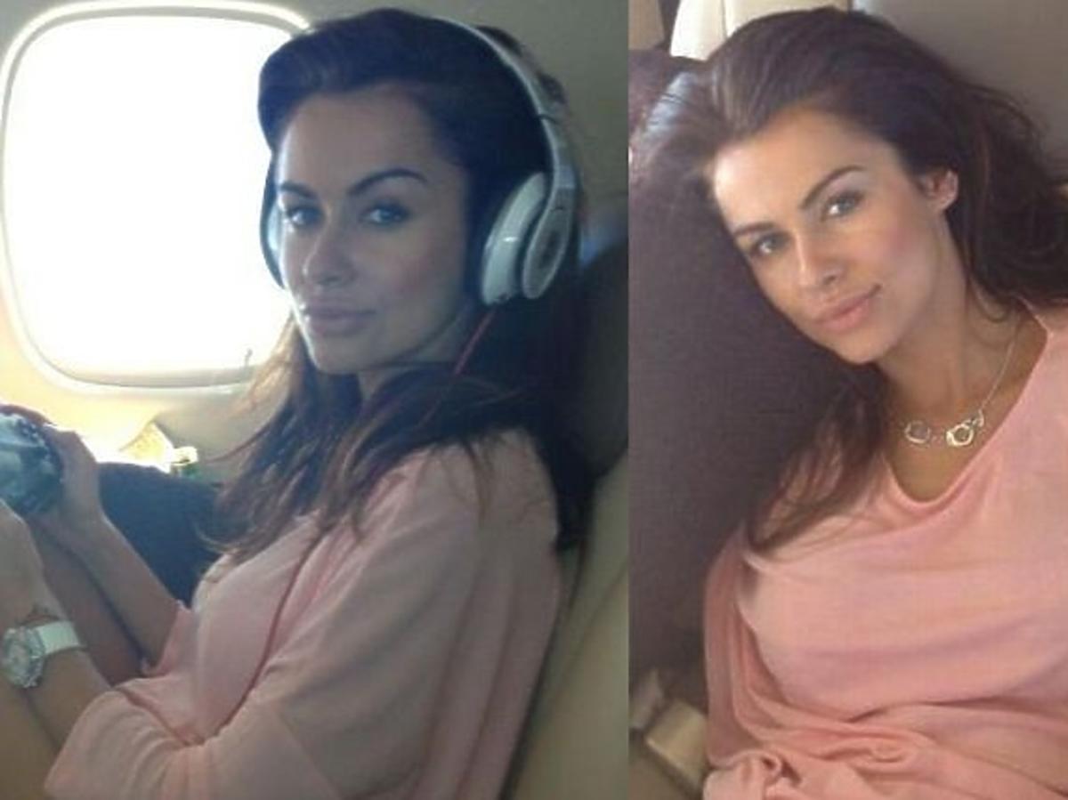 Natalia Siwiec leci na wakacje