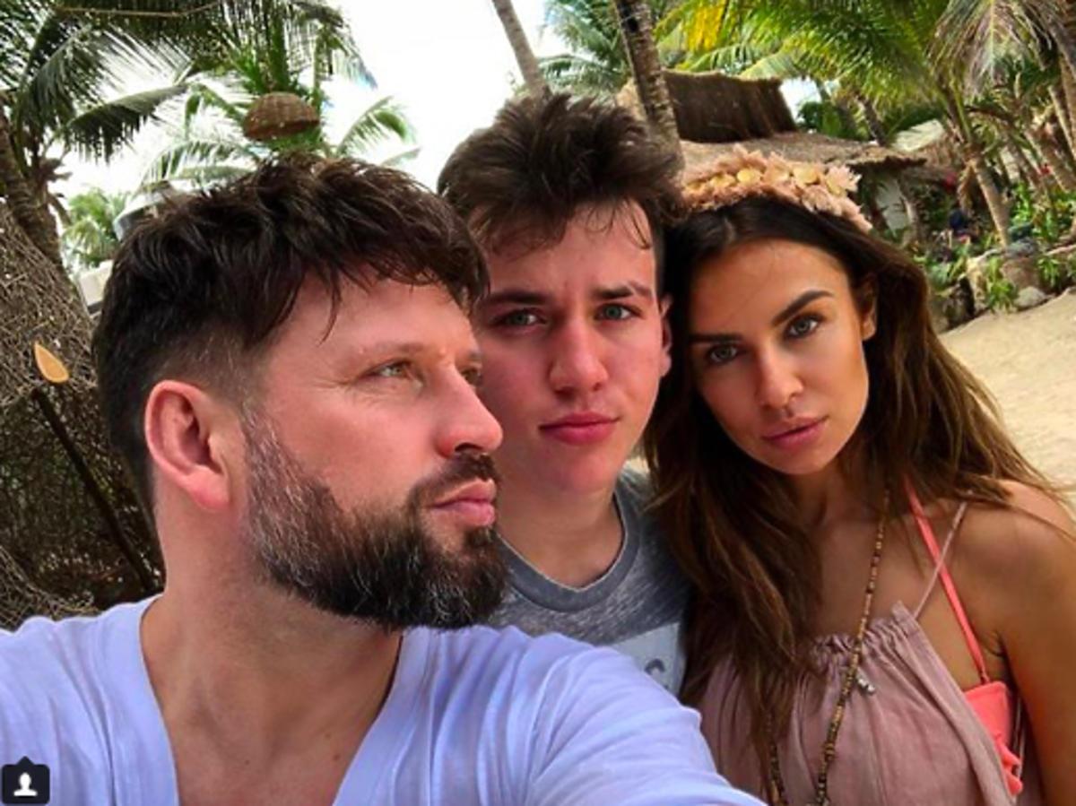 Natalia Siwiec, Mariusz Raduszewski, Mateusz Raduszewski