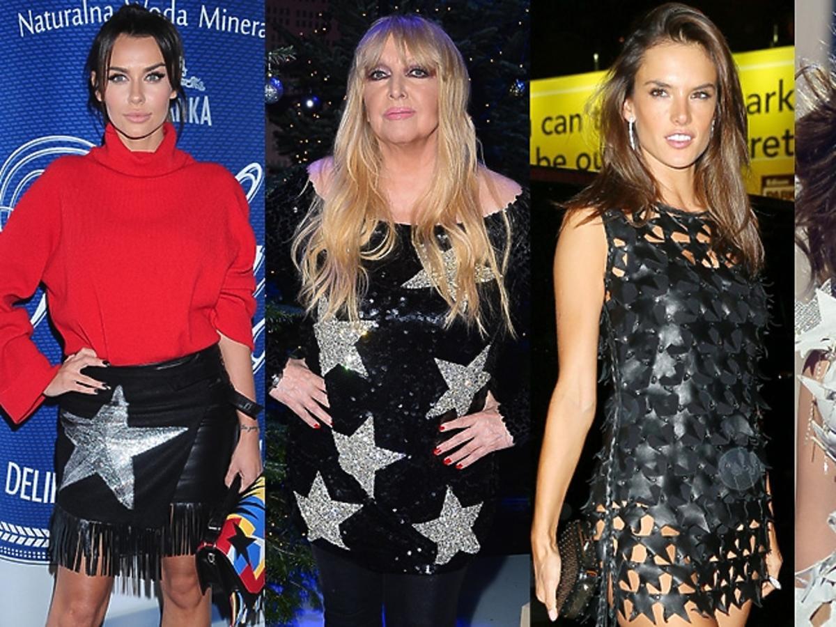 Natalia Siwiec, Maryla Rodowicz, Jennifer Lopez, Alessandra Ambrosia